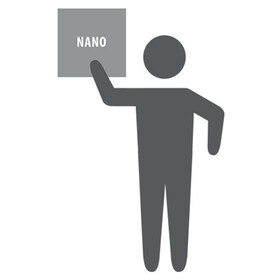 PackTowl Nano teal pixel